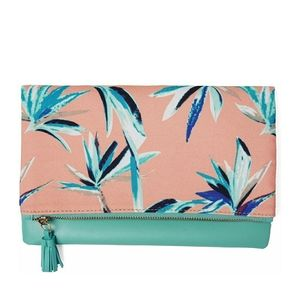 Rachel Pally limited edition reversible clutch